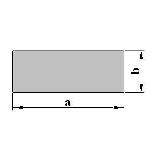 Aluminiumprofile, Aluminiumprofile flach, Flachprofile